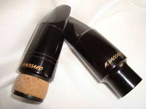 Clarinet Mouthpieces | Saxophone Mouthpieces at Mike Vaccaro Sax & Clarinet Mouthpieces